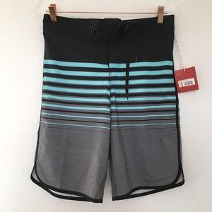 Mossimo 4 Way Stretch Stretch Fly Board Shorts